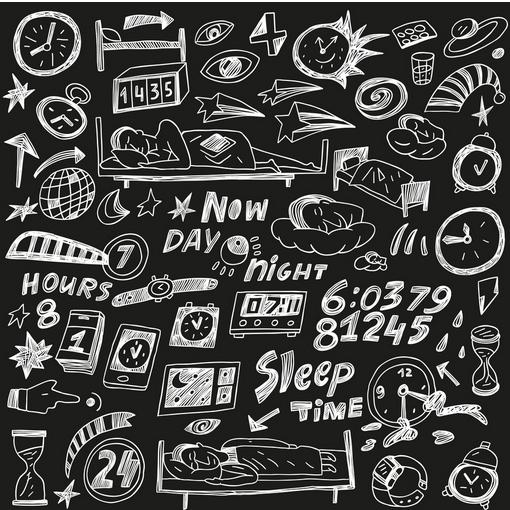 دقیقاً چقدر باید بخوابیم؟
