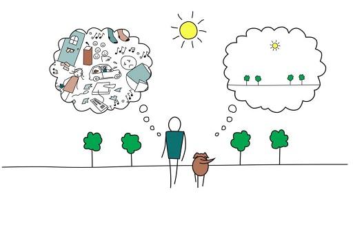 چگونه در لحظه زندگی کنیم (+ تمرین هایی برای ذهن آگاهی)